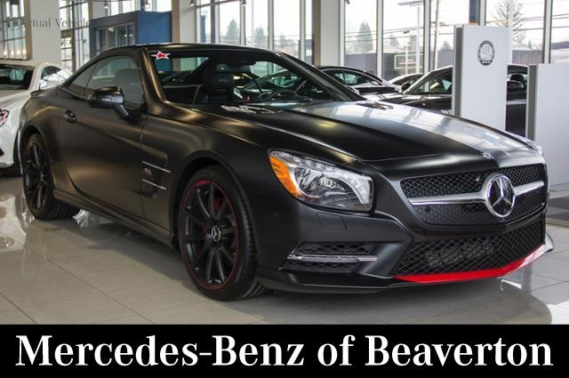 Mercedes benz sl for sale the car connection for Walters mercedes benz riverside ca