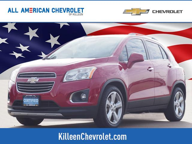 Pre Owned Chevrolet Trax Under $500 Down