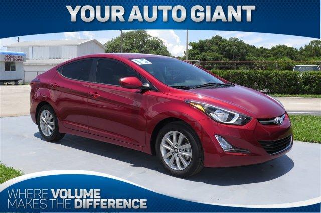Used 2015 Hyundai Elantra New Port Richey 14995