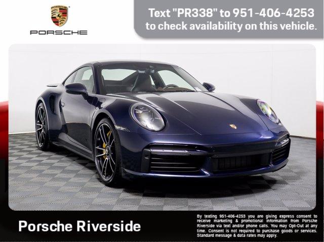 Thumbnail - 2021 Porsche 911