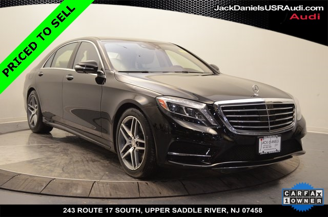 Saddle River, NJ - 2014 Mercedes-Benz S-Class