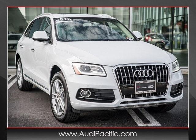 2016 Audi Q5 Premium Plus