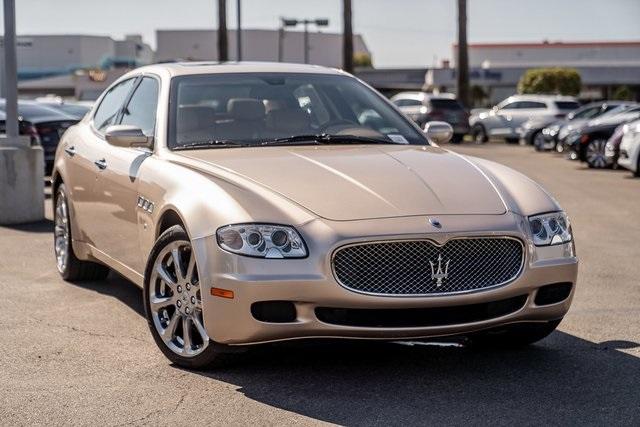 Maserati Quattroporte Under 500 Dollars Down