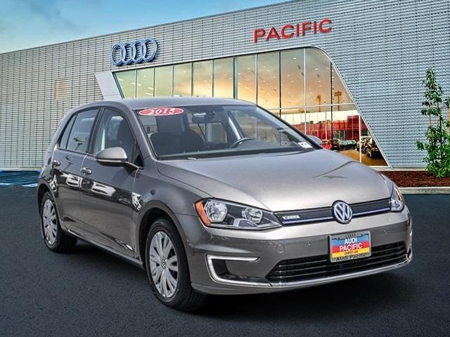 Volkswagen e-Golf Under 500 Dollars Down