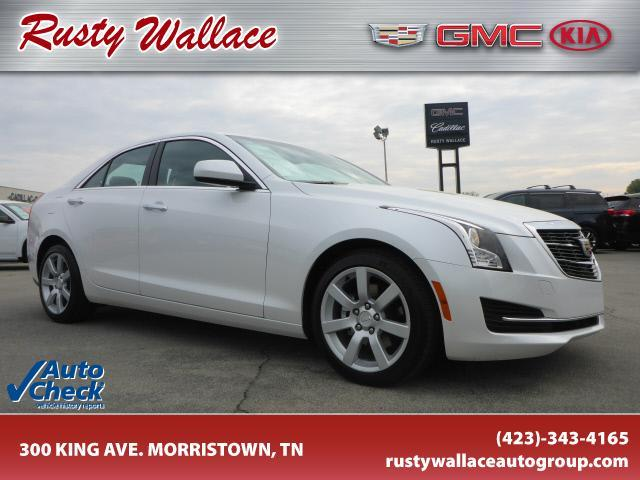 Pre Owned Cadillac ATS Sedan Under $500 Down