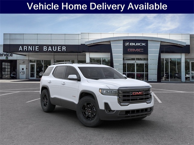 2020 GMC Acadia AT4 images