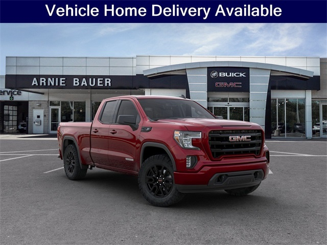 2020 GMC Sierra 1500 Elevation images