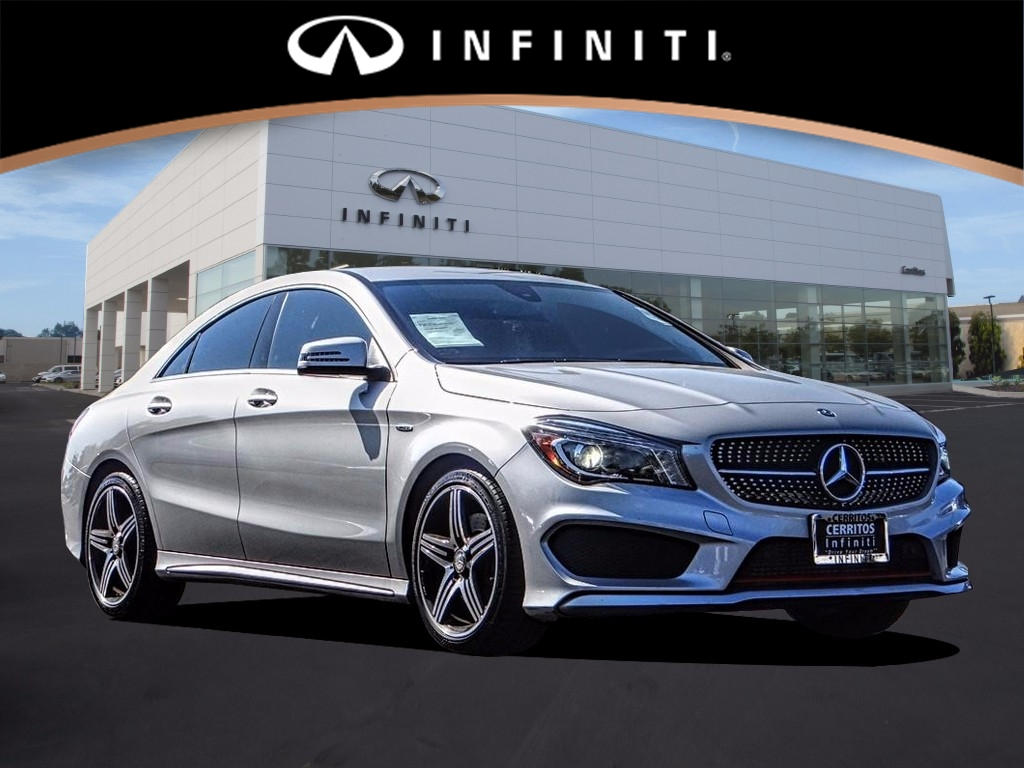 2015 Mercedes-Benz CLA-Class Photo