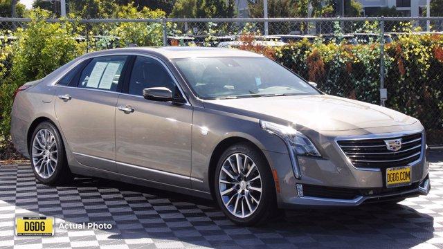 2018 Cadillac Ct6 Sedan