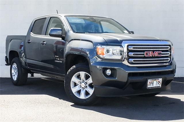 2016 GMC Canyon