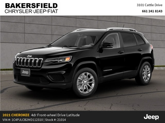 2021 Jeep Cherokee Latitude photo