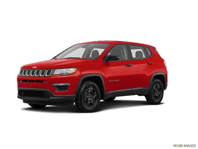 2021 Jeep Compass  photo