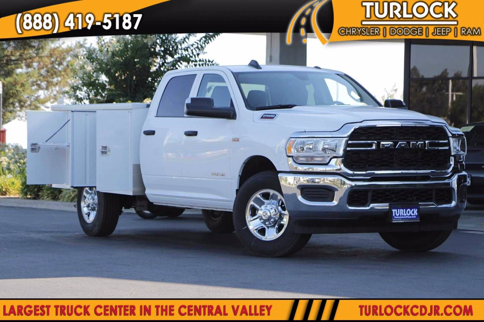 2020 RAM 2500 Tradesman photo