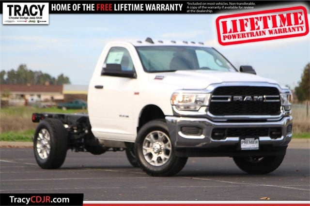 2019 RAM 3500 SLT photo