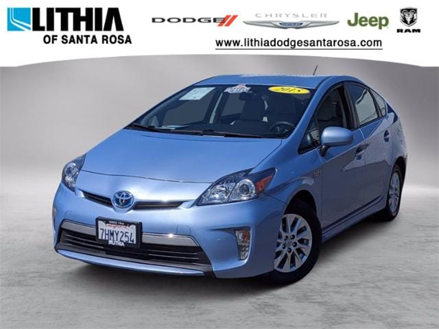 Toyota Prius Plug-In Under 500 Dollars Down
