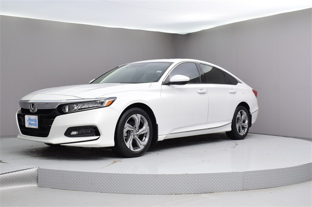 2018 Honda Accord EX 1.5T