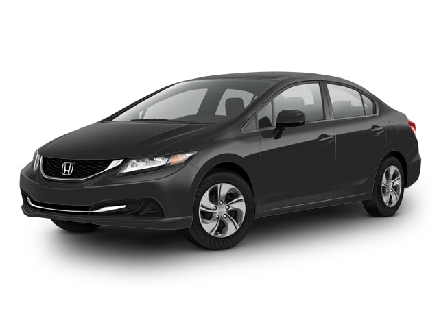 Honda Civic Sedan Under 500 Dollars Down
