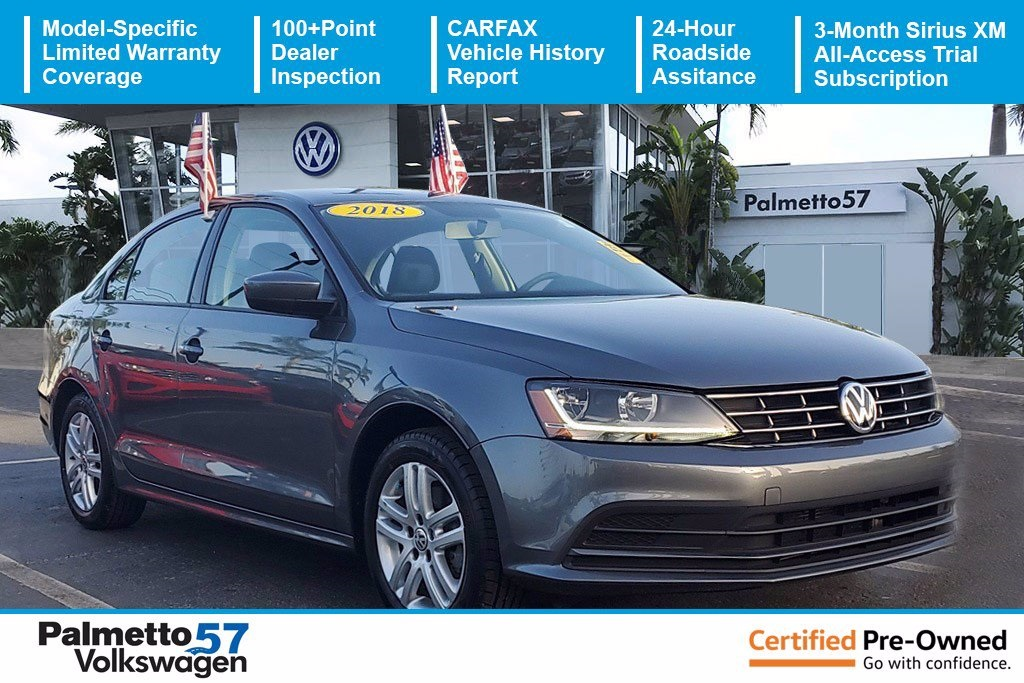 Used 2018 Volkswagen Jetta For Sale With Photos U S News World Report