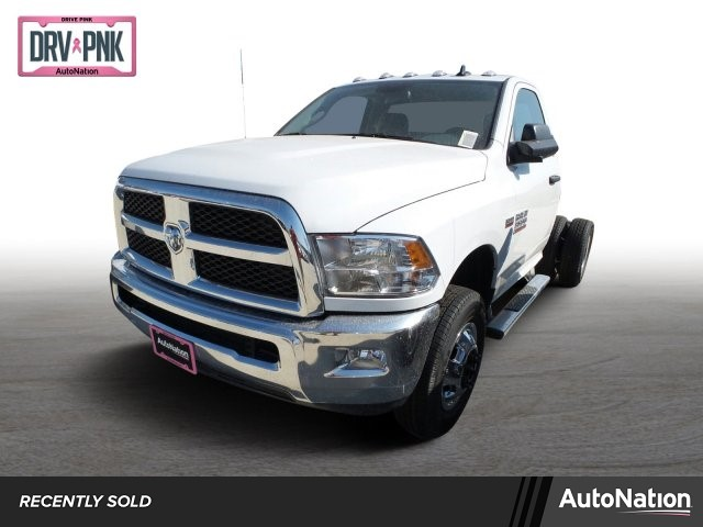 2017 Ram 3500 Chassis Cab