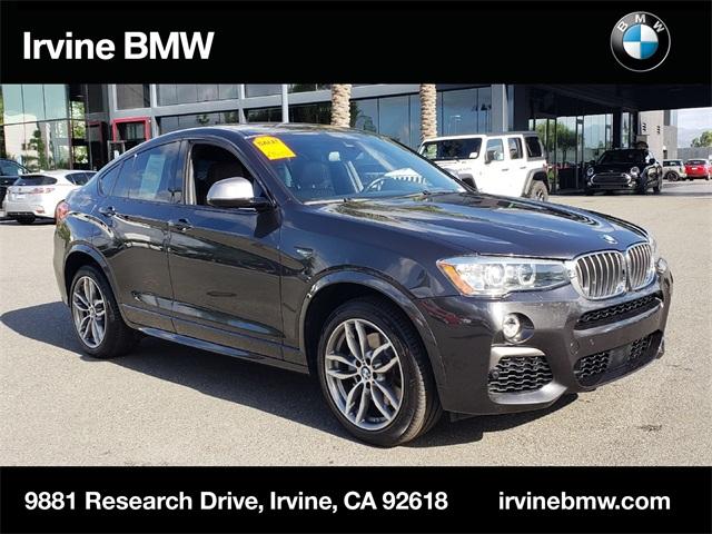 2018 BMW X4 photo