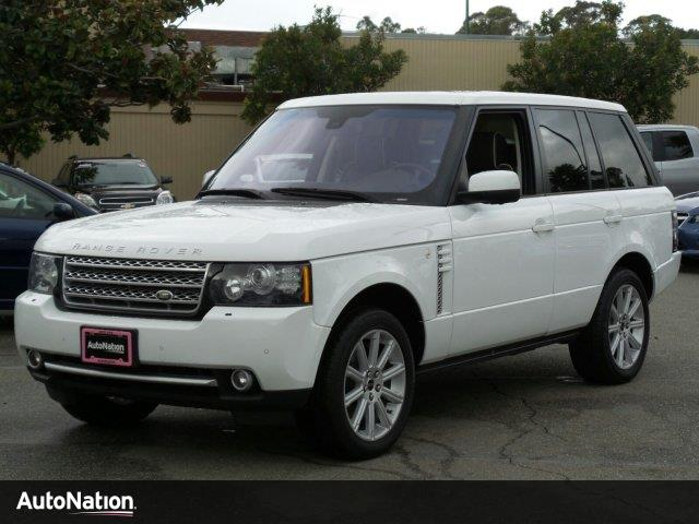 Used land rover range rover for sale in san jose ca the for Autonation mercedes benz san jose