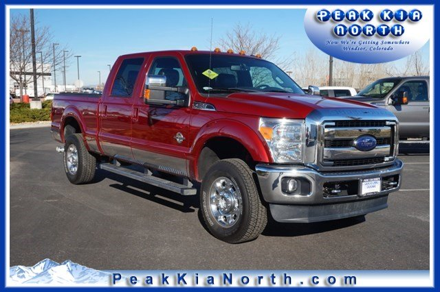 Windsor, CO - 2013 Ford Super Duty F-350 SRW