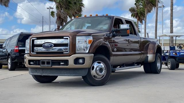 2012 Ford RSX King Ranch photo