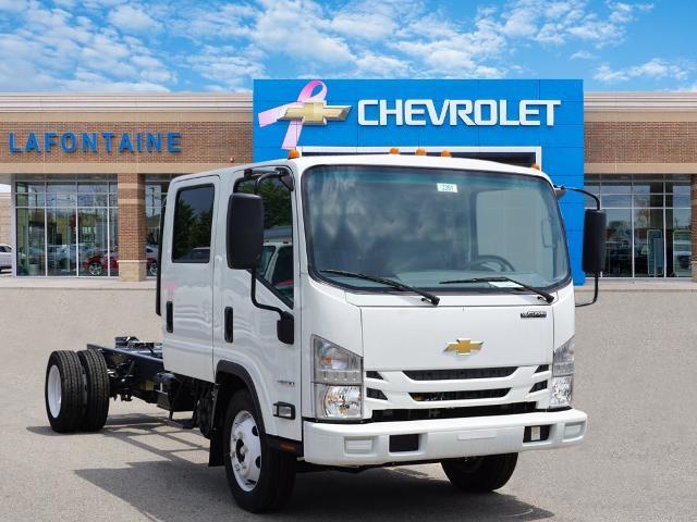 2020 Chevrolet 4500 LCF GAS  photo