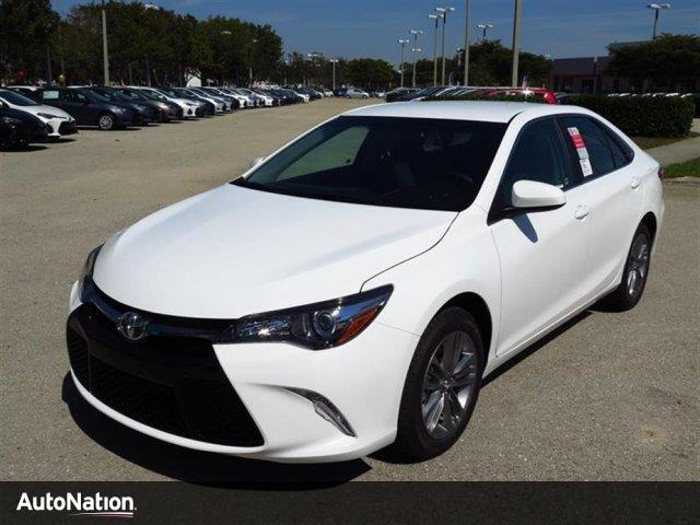 2017 toyota camry se white 2017 toyota camry car for sale in fort myers fl 4479031281 used. Black Bedroom Furniture Sets. Home Design Ideas