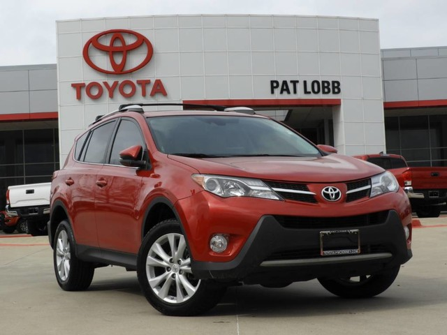Pre Owned Toyota RAV4 Under $500 Down