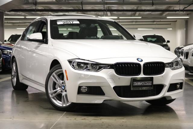 Seattle, WA - 2017 BMW 3 Series