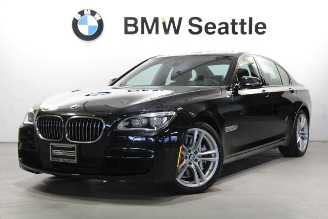 Seattle, WA - 2014 BMW 7 Series