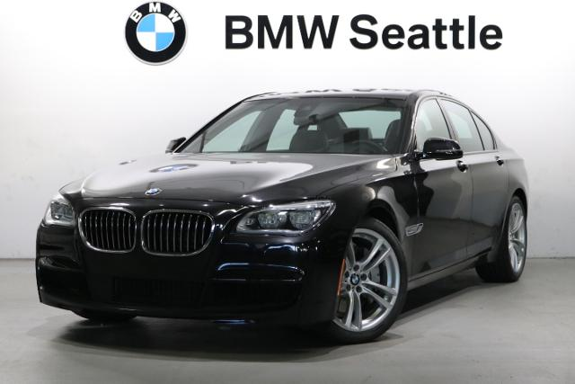 Seattle, WA - 2015 BMW 7 Series