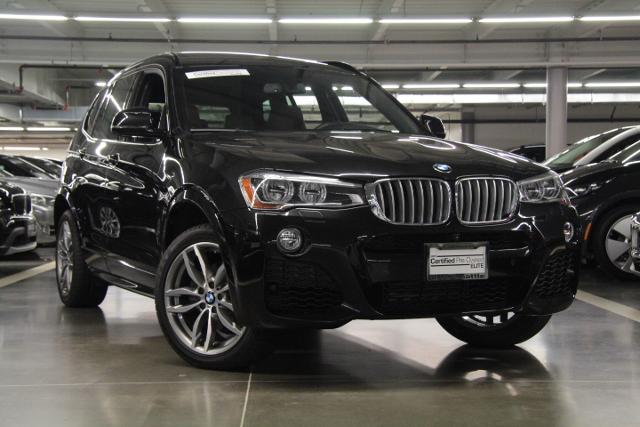 Seattle, WA - 2017 BMW X3 Series