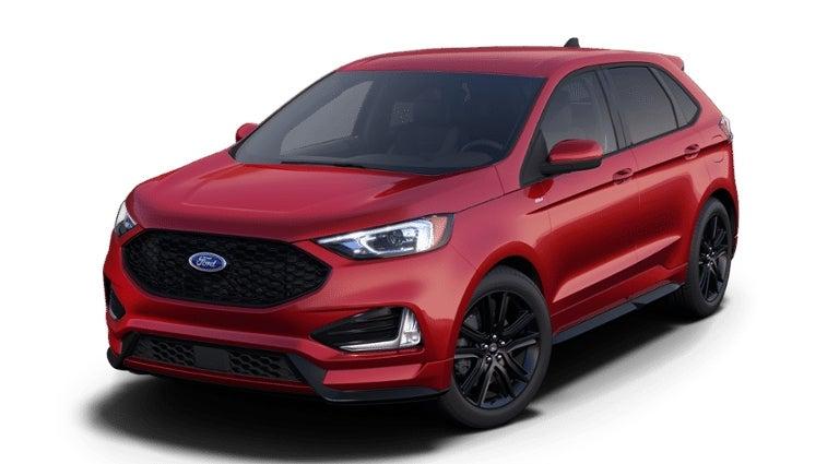 2021 Ford Edge ST-Line photo