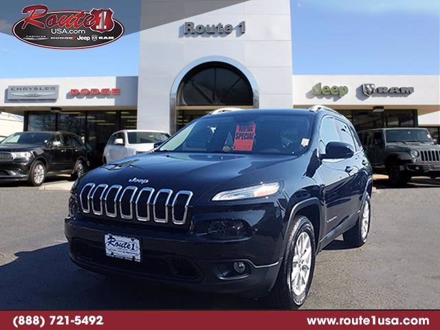 2016 Jeep Cherokee Latitude photo