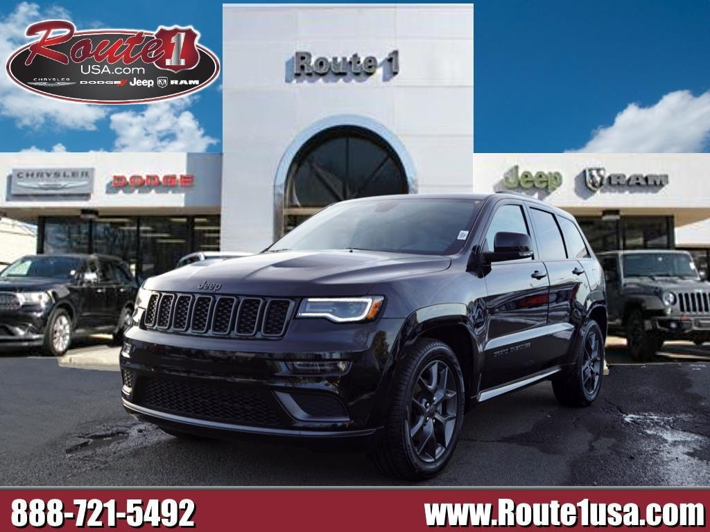 2020 Jeep Grand Cherokee Limited photo