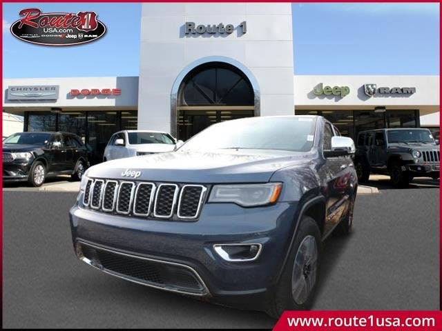 2020 Jeep Grand Cherokee Limited images