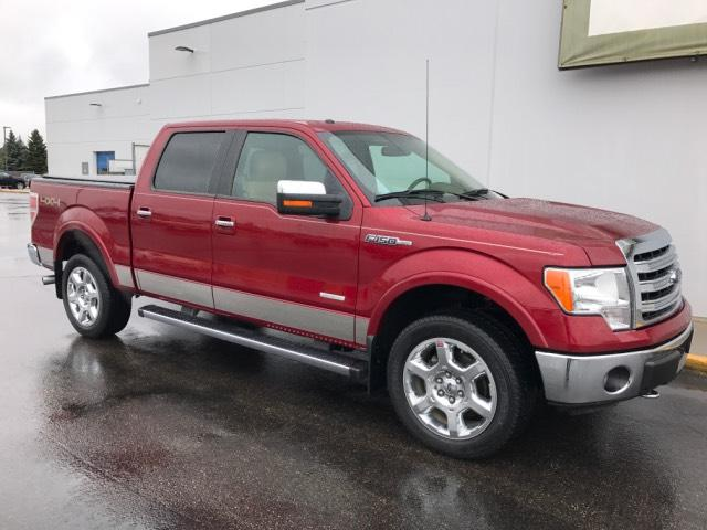 Grand Forks, ND - 2014 Ford F-150