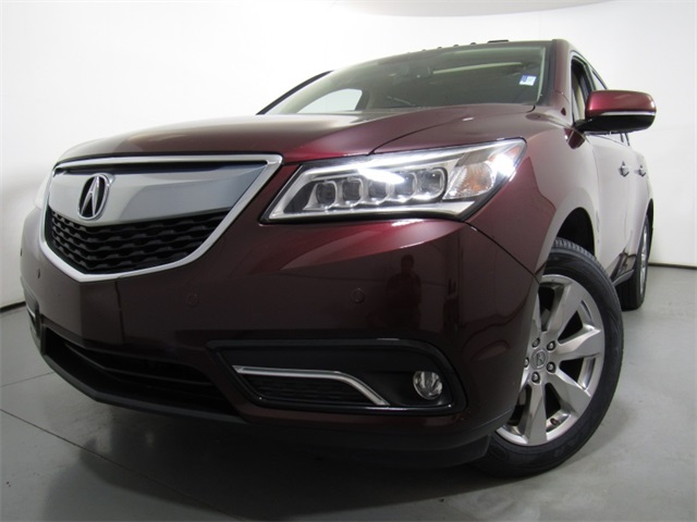 Pre Owned Acura MDX Under $500 Down