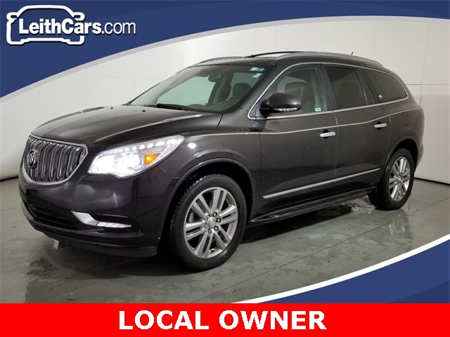 Buick Enclave Under 500 Dollars Down