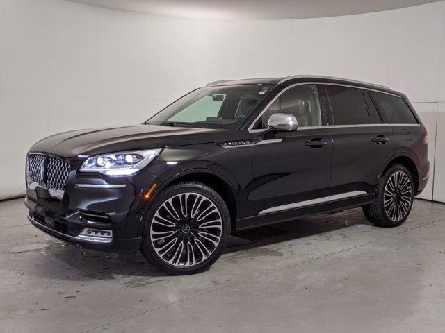 2020 Lincoln Aviator Black Label photo