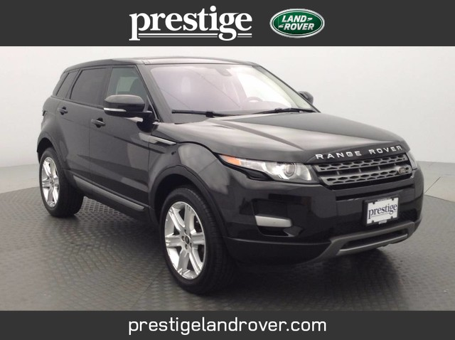 Used Land Rover Range Rover Evoque For Sale In New York