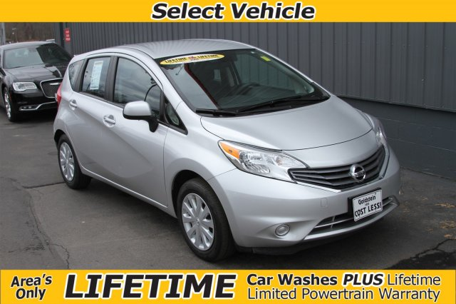 Pre Owned Nissan Versa Note Under $500 Down