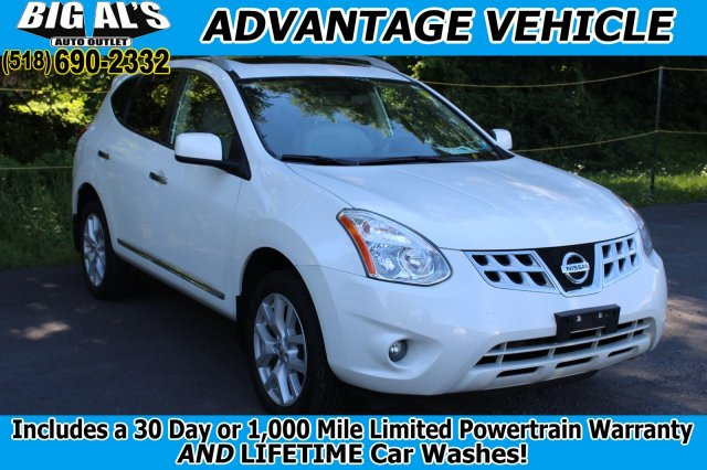 Pre Owned Nissan Rogue Under $500 Down