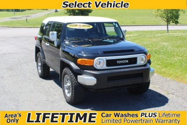 Pre Owned Toyota FJ Cruiser Under $500 Down