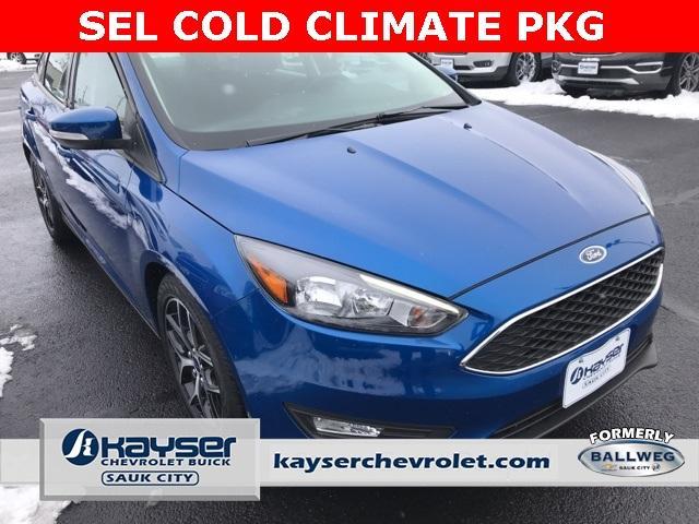 2018 Ford Focus  photo