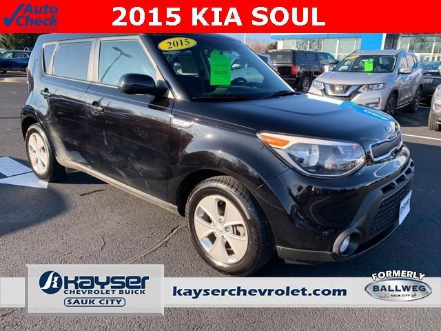 2015 Kia Soul