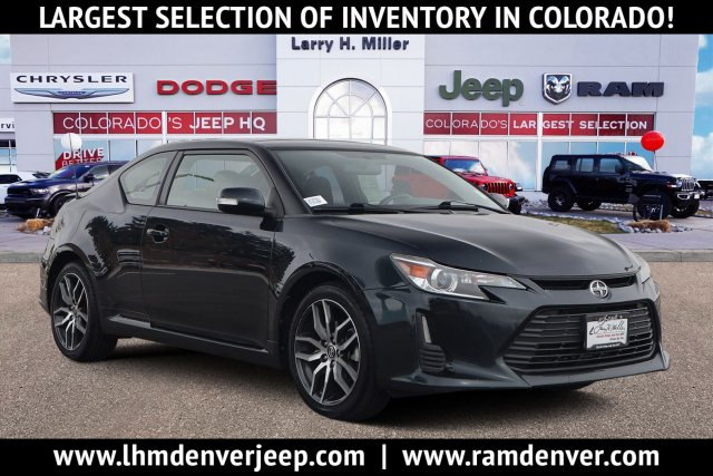 Scion tC Under 500 Dollars Down
