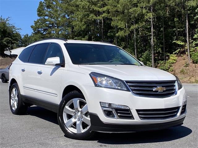 Chevrolet Traverse Under 500 Dollars Down